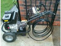 Kiam petrol pressure washer / jet wash with all extra!