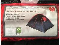 Pro action 5 man done tent