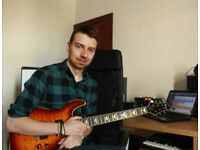 GUITAR LESSONS for all levels of ability! Professional guitar tutor/teacher