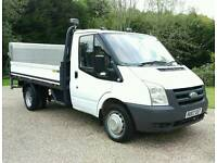 FORD TRANSIT DROPSIDE -NO VAT- FULL SERVICE HISTORY ONE OWNER EXCELLENT CONDITION