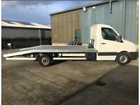 2009 VW CRAFTER 2.5 TDI 6 SPEED RECOVERY TRUCK