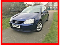 2007 Volkswagen Golf 1.9 5dr --- Diesel --- Manual --- Part Exchange Welcome --- Drives Good