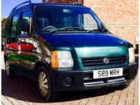 Suzuki wagon R+ long mot cheap work horse not corsa golf focus c2 206 up cmax gt tdi