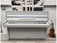 🎵🎹 ***CAN DELIVER*** GREY PAINTED UPRIGHT PIANO ***CAN DELIVER***🎹🎵