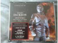 Micheal Jackson History 2 CD album