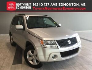 2010 Suzuki Grand Vitara Limited | 4WD | Heat Leather Seats | Su