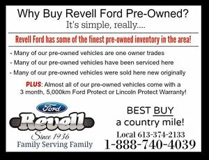 2014 Ford Escape Titanium 4WD...Ford Credit lease return, Ecoboo Kingston Kingston Area image 11