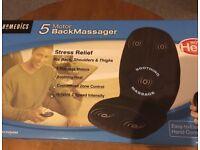 Homedics Heated Back Massager