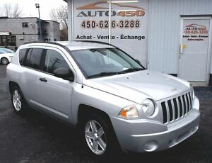 2007 Jeep Compass Sport/North ***95 000KM SEULEMENT***