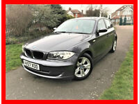 2007 BMW 1 Series 2.0 118d SE 5dr --- Diesel --- Manual --- Part Exchange Welcome --- Drives Good
