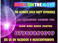MOBILE DISCO & DJ HIRE