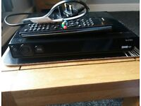 TECHNIKA MODEL STBHDIS2010 FREEVIEW HD SET TOP BOX with Remote