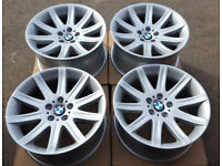 Genuine R19 BMW Alloys Staggered Styling 95 5x120 E38 E39 E60 E46 E90