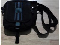 Black travel small bag, New!