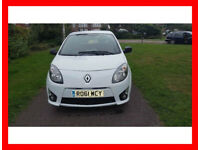 (41000 Miles)-- 2011 Renault Twingo 1.2 Pzaz -- Low Mileage -- Part Exchange OK -- Drives Good