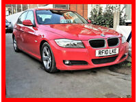 DIESEL - 2010 BMW 3 Series 320d 2.0 - EfficientDynamics-- HPi Clear-- 91000 Miles --Part Exchange OK