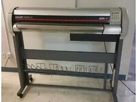 AGFA Sherpa 43i Large Format Printer