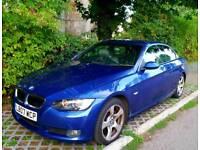 CONVERTIBLE BMW 325i SE 3.0L sat nav 218BHP leather seats park assist automatic
