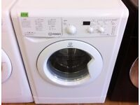 INDESIT - White , 7KG , 1400 , A+ Class WASHER + 3 Months Guarantee + FREE LOCAL DELIVERY