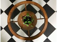 Mid Century G-Plan Circular Coffee Table