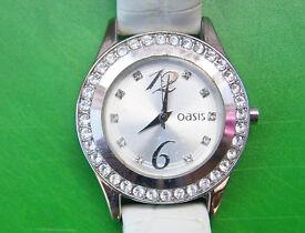Ladies Oasis Wrist Watch in Original Box.