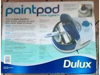 New and unused Dulux paintpod