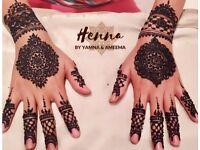 Professional Henna by Yamna & Ameema