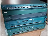 *** Further Reduction *** CISCO CCNA Intro Router Switch Lab (1900 2500 2601 2900)