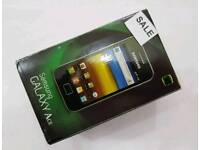 Mostly All Colours Brand New Samsung Galaxy Ace Unlocked Open To All Networks