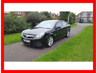 2008 Vauxhall Vectra 1.9 CDTi 16v SRi 5dr --- Diesel --- Part Exchange Welcome --- Drives Good