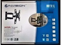 Invision HDTV-L Cantilever Mount for most 26 - 60 Inch Flat Panel TV's