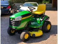"""John Deere X125 Ride on mower - 42"""" deck - lawnmower / Toro / Kubota"""