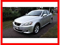 DIESEL --- 2008 Lexus IS 220D --- 2.2 TD --- 96000 Miles --- Part Exchange OK ---Nice Lexus IS 220 d