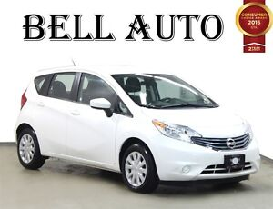 2015 Nissan Versa Note 1.6 SV BACK-UP CAMERA POWER MOONROOF