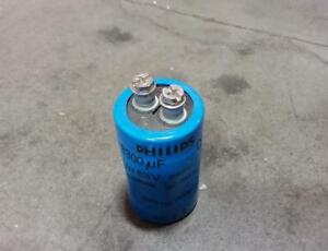 PHILLIPS Capacitor 3300µF