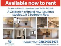 2 bedroom flat in Last Few Available! Endeavour House, Lyonsdown Road, New Barnet, EN5