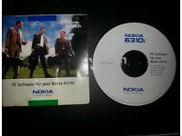 Nokia 6310i system disc for Nokia cell phone in excellent Brand new condition can post fl
