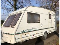 2003 Swift Jura 2/ berth with new full size quality Bradcot awning,