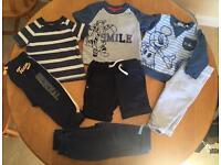 6-9 months boys clothes