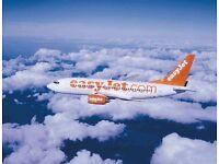 Easy Jet Vouchers £235.59 in value