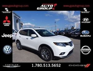 2014 Nissan Rogue PERFECT IN PEARL WHITE