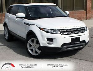 2014 Land Rover Range Rover Evoque Pure Plus | Navigation | Pano