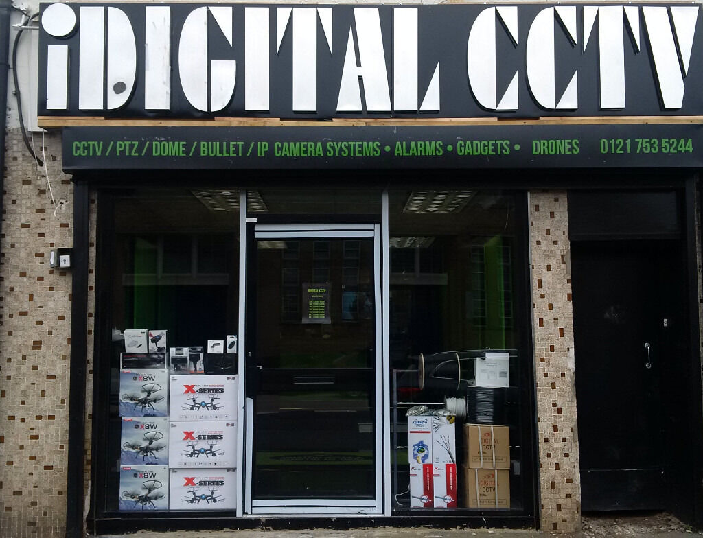 idigital ccrv full HD CAMERA SYSTEMS HOME AND COMMERCIAL