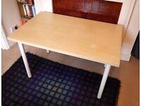 Desk - from Ikea