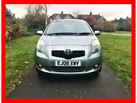 (Auto 35000 Miles)-- Toyota Yaris 1.3 T3 Multimode 5dr --- Part Exchange Welcome --- Drives Good