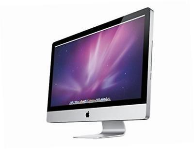 """Apple iMac 27"""" - 2.7GHz Core i5 1TB 4GB A1312 MC813LL/A High Sierra Computer"""