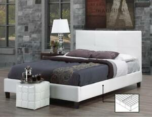 IF-130W -White Bed On sale (IF283)