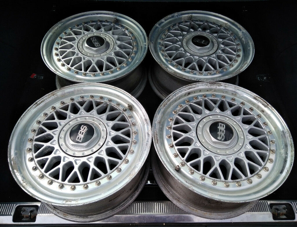 R15 oem genuine vw bbs rm012 alloy wheels 2 piece splits in r15 oem genuine vw bbs rm012 alloy wheels 2 piece splits sciox Gallery