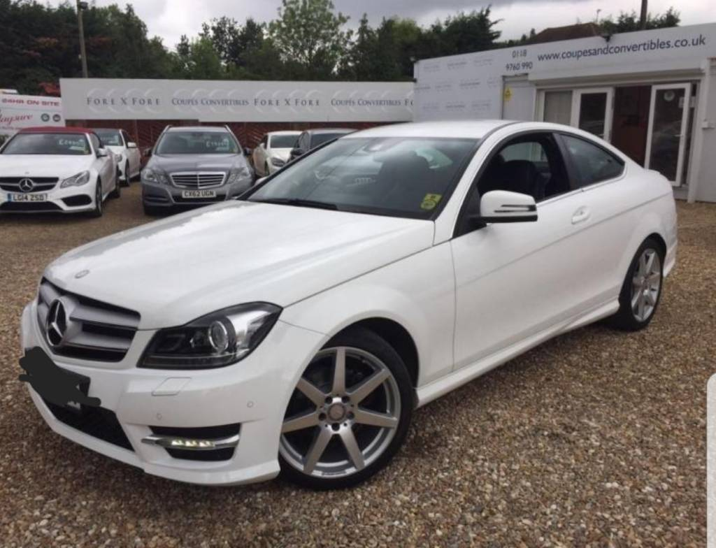 SOLD Mercedes C Class 180 AMG Sport Edition SOLD