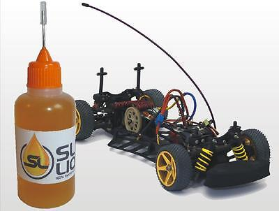Slick Liquid BEST 100% synthetic oil for Radio Control and all R/C Bearings
